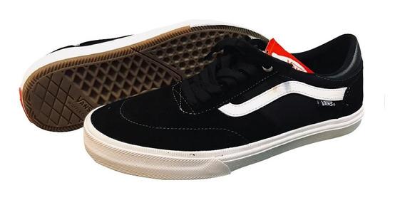 Zapatillas Vans Gilbert Crockett Black White.envío Sin Cargo