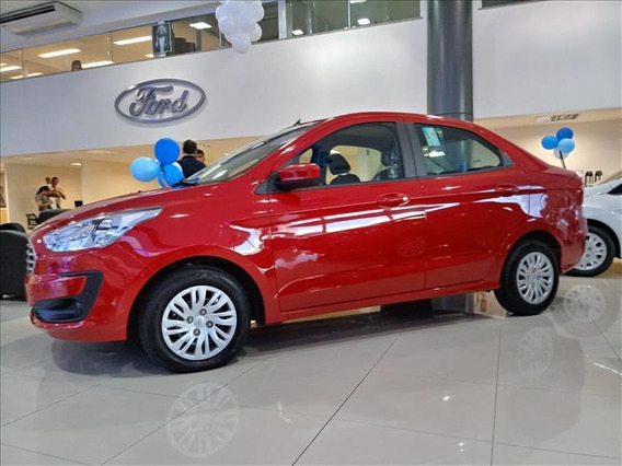 Ford Ka 1.0 Flex Se Sedan Manual