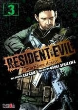 Resident Evil. Marhawa Desire. Vol 3