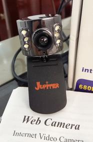 Webcam Usb Com Led