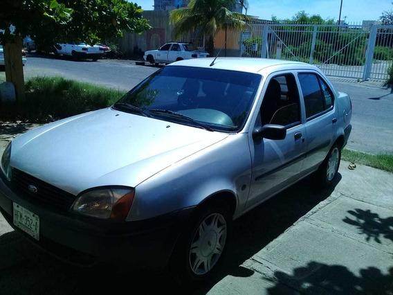 Ford Fiesta 2002 Excelentes Condiciones A/a, Todo Pagado