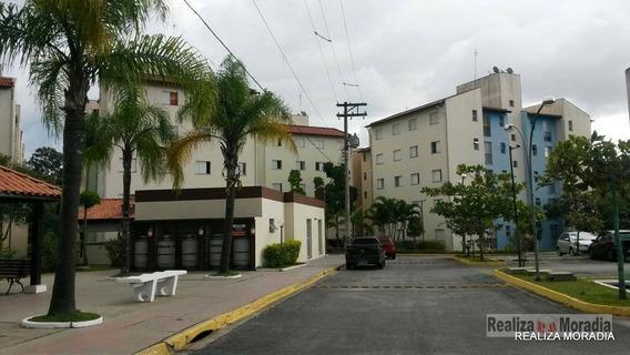 Apartamento Residencial Para Locação, Jardim Da Glória, Cotia. - Ap0097