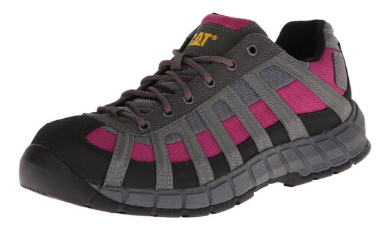 Zapatos Caterpillar Switch Con Casquillo Dama Envio Gratis