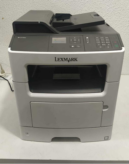 Impressora Lexmark Mx310dn Com Defeito Ligando Ler Descrição