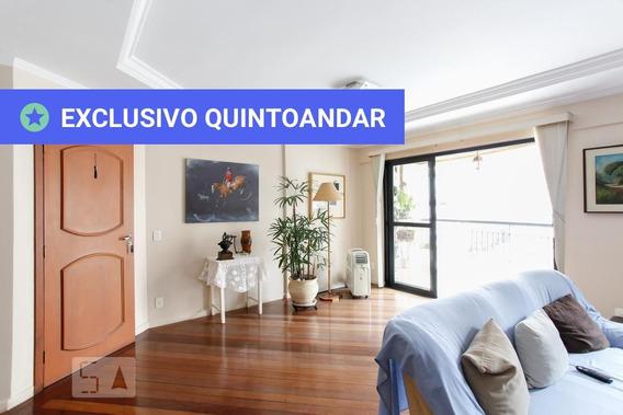 Apartamento No 11º Andar Mobiliado Com 3 Dormitórios E 3 Garagens - Id: 892982011 - 282011