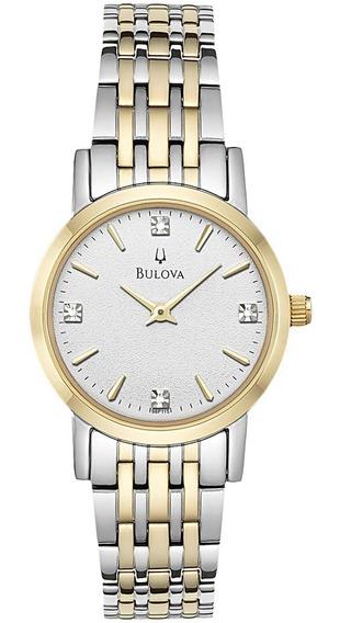 Reloj Bulova Diamond 98p115 Tienda Oficial Bulova