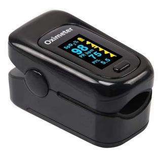 Oxímetro De Pulso Para Dedos, Monitor De Saturación De Oxíge