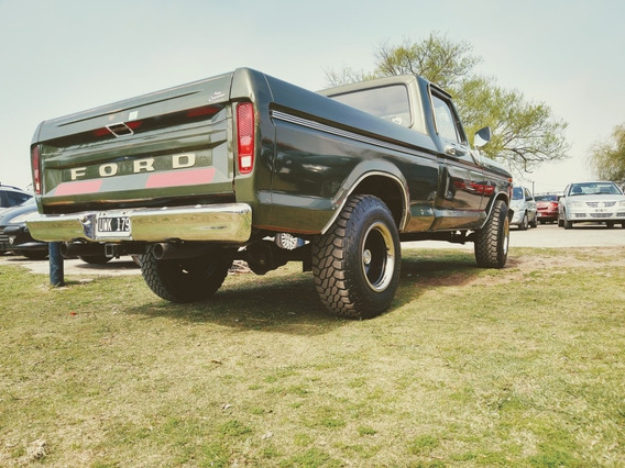 Ford F-100 Ford F 100 1980