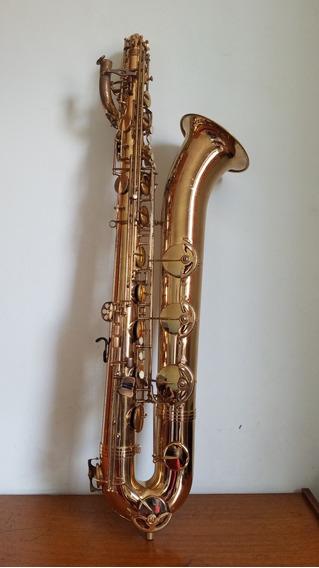 Barítono Jupiter Jbs-593 Usado, Perfeito, Revisado, Sax Top