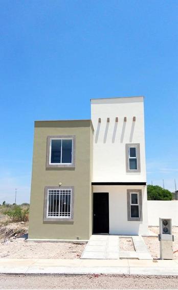 Casa En Venta, Modelo Onix, En Corregidora, Queretaro