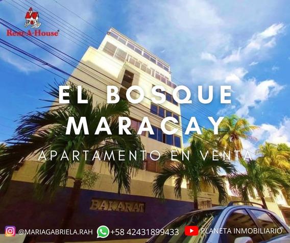 Apartamento Amoblado En Urb El Bosque Maracay 20-22820 Mgi