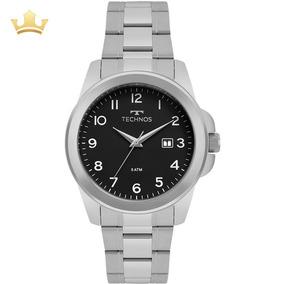 Relógio Technos Masculino 2115mqg/1p Com Nf