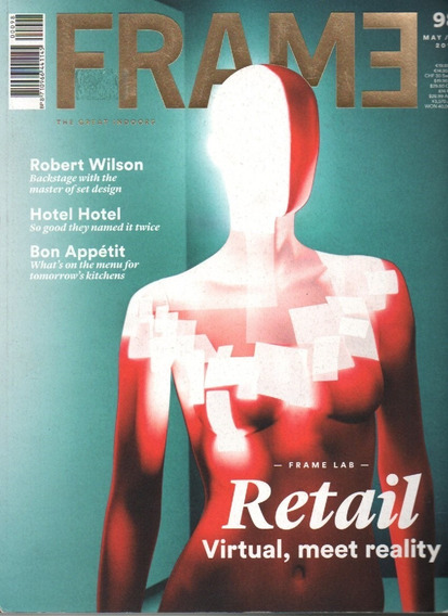 Frame - Revista De Interiores De Lojas,escritorios E Feiras