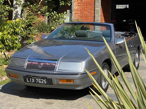 Imagem 1 de 15 de Chrysler Le Baron 1989 Conversível