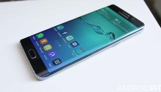 Celular Samsung Galaxy S6 Edge Plus Liberado Impecable