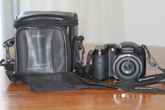 Câmera Fujifilm S2980 + Bolsa Transporte Sony - Frete Grátis