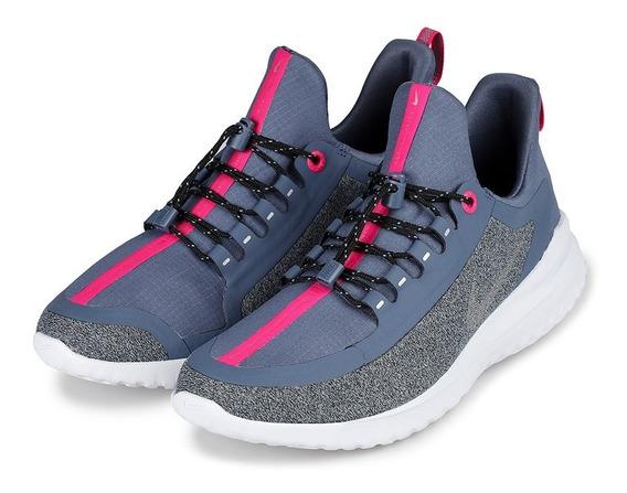 Tenis Nike Renew Rival Shield Ar2259-400 Originales C/agua