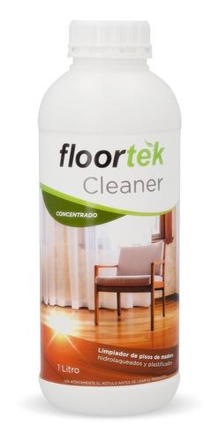 Imagen 1 de 4 de Floortek Cleaner Limpiador Pisos De Madera