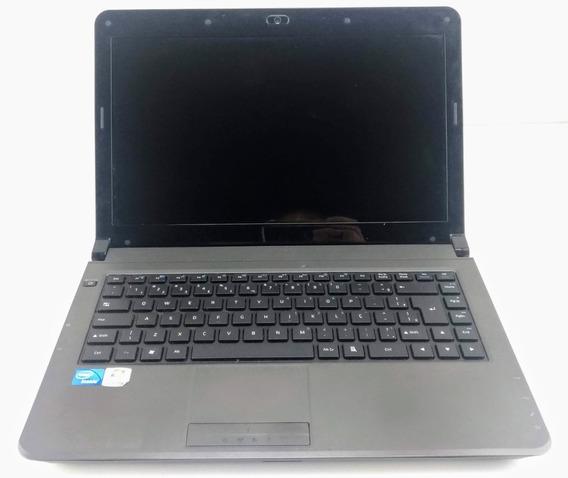 Notebook Intel Dualcore T4300 2gb Hd 320gb Seminovo Positivo
