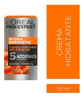 Men Exp Hydra Energetic Hidratante Facial X 50 Ml