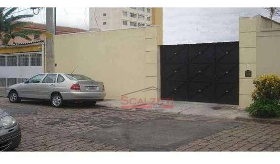 Terreno Para Alugar, 260 M² Por R$ 2.300/mês - Brooklin Paulista - São Paulo/sp - Te0055