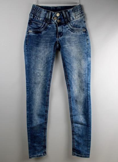 Calça Jeans Feminina Levanta Bumbum Sawary Tamanho 36