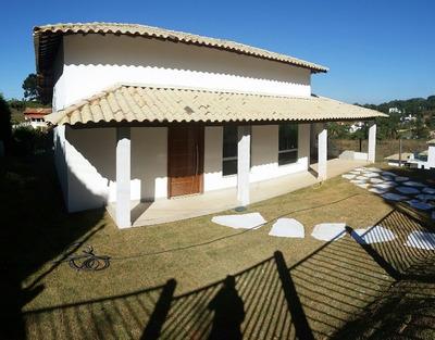 Excelente Casa Em Condomínio Fechado 03 Quartos 04 Vagas!! - Pc21348