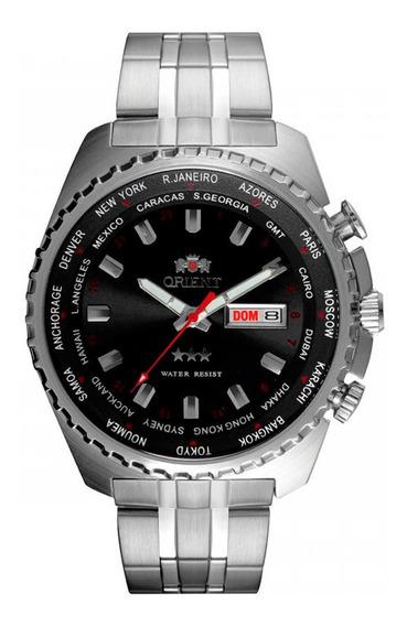 Relógio Orient Masculino Automático 469ss057 D1sx Dm 4,5cm