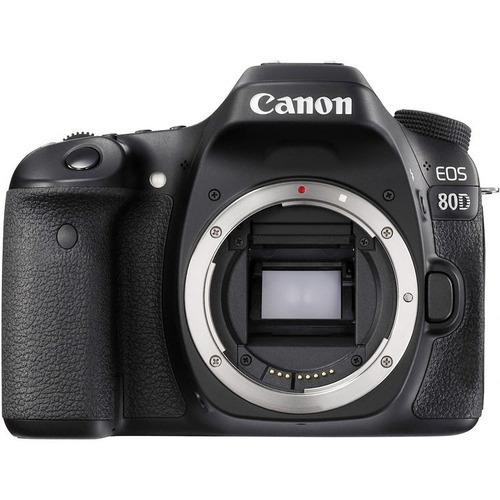 Corpo Câmera Dslr Aps-c Canon Eos 80d Corpo