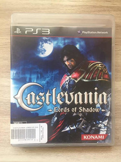 Castlevania Lord Of Shadow Ps3