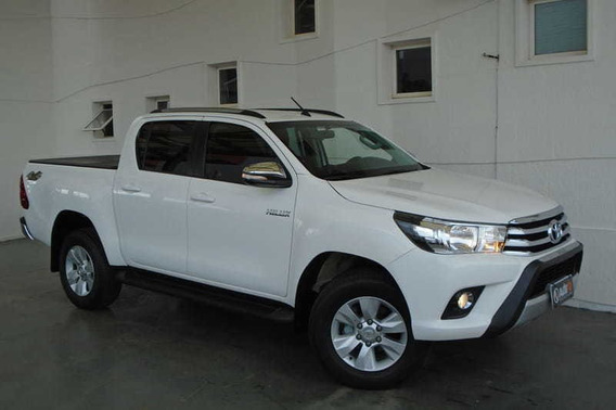 Toyota Hilux 2.8 Srv 4x4 Cd 16v Diesel 4p Aut