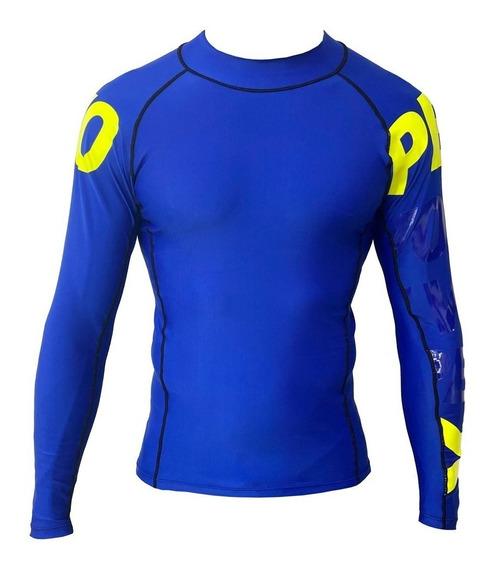 Camisa Lycra Surf Sup Mma Yoga Musculação Jetski