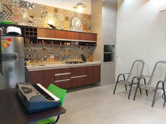 Casa Em Jardim Athenas, Londrina/pr De 90m² 3 Quartos À Venda Por R$ 245.000,00 - Ca531999
