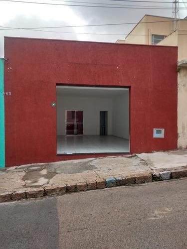 Imagem 1 de 10 de Salão Comercial - Centro - 243