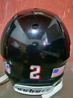 Helmet Schutt Atlanta Falcons Tamanho L