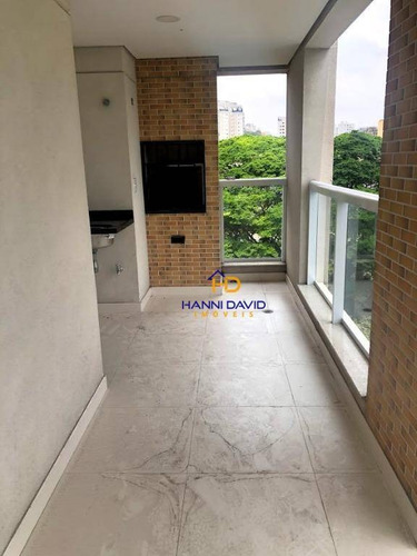Condomínio De Alto Padrão, Apartamento No Contra Piso, Varanda Gourmet - Chácara Klabin. - Ap3624