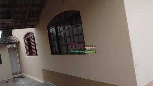 Imagem 1 de 14 de Casa Com 3 Dormitórios À Venda, 196 M² Por R$ 403.000 - Jardim Rafael - Caçapava/sp - Ca6093