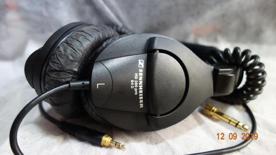 Headphone Sennheiser Hd280 Pro Fone De Ouvido Profissional