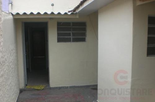 Sobrado Para Locação Em São Paulo, Chácara Califórnia, 2 Dormitórios, 2 Banheiros, 1 Vaga - Sole0183_2-962198