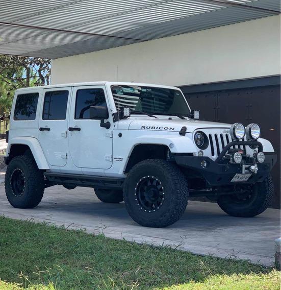 Jeep Rubicon Rubicon Unlimited
