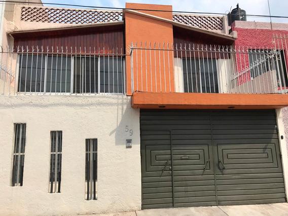 Casa En Venta Río Satevo Paseos De Churubusco-iztapalapa