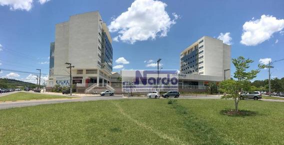 Sala Comercial À Vendas E Para Alugar Em Bragança Paulista, Euroville Office Premium - Sa0014