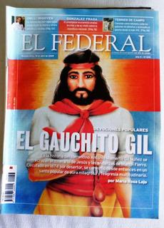 Subasto Colección Revista El Federal Año 5
