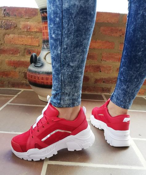 Tenis Zapatillas Mujer Zapato Casual Mujer Tenis Informal