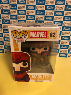 Funko Pop - X-men - Magneto - Oferta Caja Marcada!
