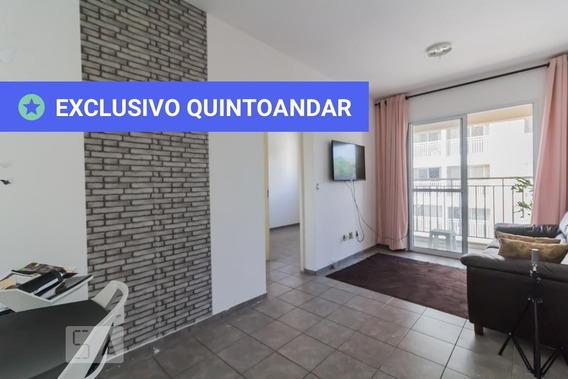 Apartamento No 3º Andar Com 2 Dormitórios E 1 Garagem - Id: 892921956 - 221956