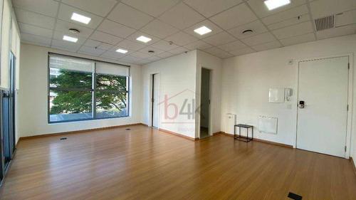 Imagem 1 de 11 de Sala Para Alugar, 37 M² Por R$ 1.700/mês - Brooklin - São Paulo/sp - Sa0370