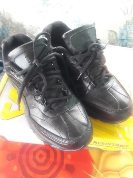Fila Memory Workshift Zapatos De Trabajo Antideslizantes