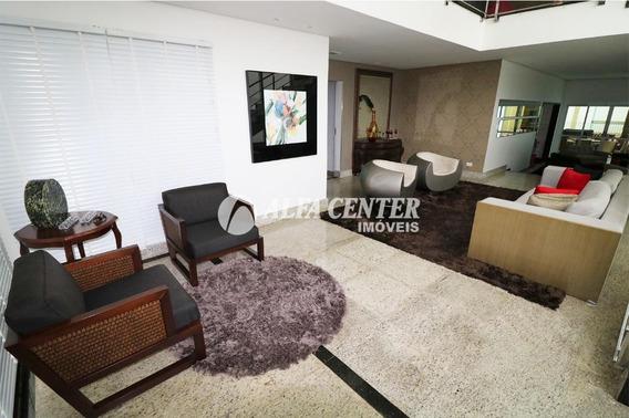 Sobrado Com 4 Dormitórios À Venda, 525 M² Por R$ 2.450.000,00 - Residencial Granville - Goiânia/go - So0222