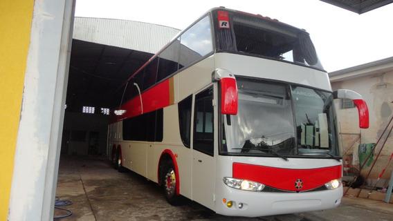 Paradiso 1800 Dd 6x2 Scania